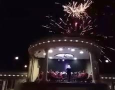 170503 Eastbourne fireworks 2
