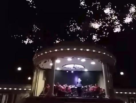 170503 Eastbourne fireworks 6