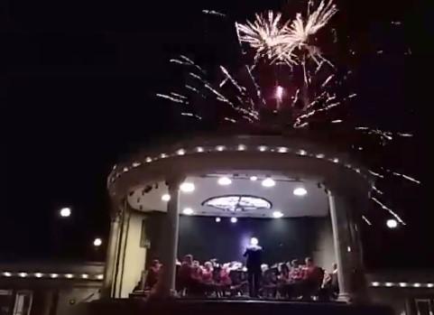 170503 Eastbourne fireworks 7