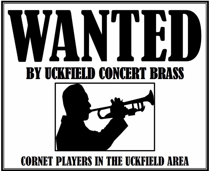 cornet players wanted