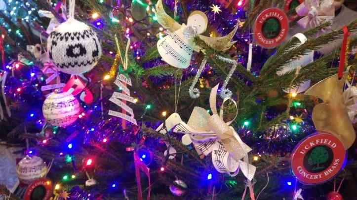 171130 christmas tree festival
