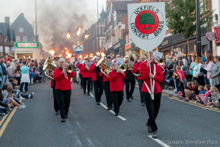 180901 uCKFIELD Carbival Sussex Bonfire Pics