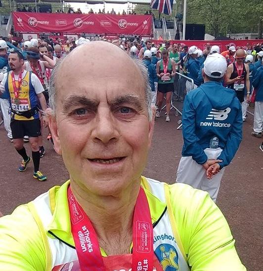 190428 Simons marathon run