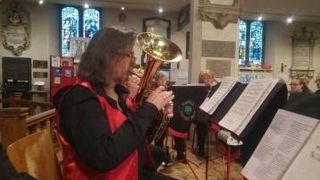 Prom Praise at Holy Cross Church, Uckfield, 12 May 2019.