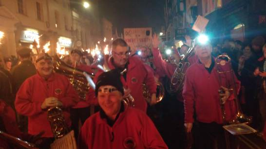 191105 UCB at Lewes Bonfire 2