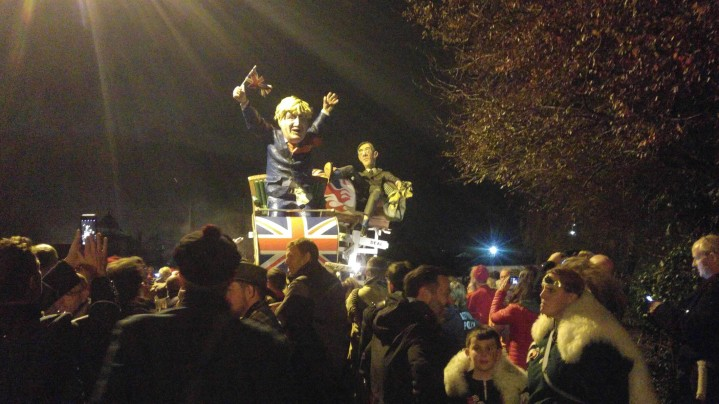 191105 UCB at Lewes Bonfire 3