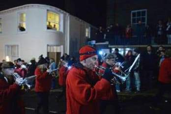 191105 UCB at Lewes Bonfire 4