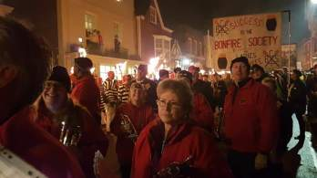 191105 UCB at Lewes Bonfire 6